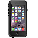 billige Stativer & Holdere-Etui Til iPhone 6s Plus iPhone 6 Plus iPhone 6s iPhone 6 iPhone 6 iPhone 6 Plus Vandafvisende Støvsikker Stødsikker Fuldt etui Ensfarvet