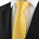 رخيصةأون إضاءة عصرية-ربطة العنق هندسي رجالي حفلة / عمل / أساسي