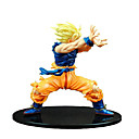 cheap Anime Action Figures-Son Goku Fighter Aircraft Display Model Novelty Classic & Timeless Plastic Girls' Toy Gift 1 pcs