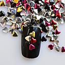 ieftine Ștras&Decorațiuni-1000 pcs Unelte & Accesorii  / Unghiul de bijuterii / Accesorii Decorative Elegant & Luxos / Inimi / Strălucitor & Sclipitor Lux / Design