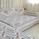 tanie Pokrowce na sofy i fotele-Pokrowiec na sofę Kwiatowy / Roślinny Nadruk 100% bawełna chenille Slipcovers