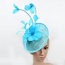 povoljno Party pokrivala za glavu-Til / Perje Kentucky Derby Hat / Fascinators s 1 Vjenčanje / Special Occasion Glava