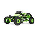 billige Dele og tilbehør til fjernstyret legetøj-Fjernstyret bil WLtoys 12428 2.4G Buggy (Offroader) 1:12 Børste Elektrisk 50 km/h