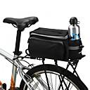 رخيصةأون مجموعات تصليح الإطار-ROSWHEEL 13 L حقائب الدراجة للخلف مقاوم للماء, يمكن ارتداؤها, مقاومة الهزة حقيبة الدراجة PVC / 600D بوليستر حقيبة الدراجة حقيبة الدراجة أخضر / الدراجة