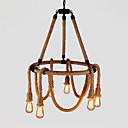 baratos Lustres-CXYlight 6-luz Lustres Luz Ambiente - Estilo Mini, 110-120V / 220-240V Lâmpada Não Incluída / 15-20㎡ / E26 / E27