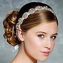 billige Hår Smykker-Dame Elegant Hårbånd Blomst
