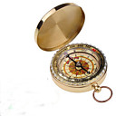 cheap Decorative Objects-Compasses Directional Multi Function Hiking Camping Travel Outdoor Copper cm pcs