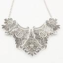 preiswerte Modische Halsketten-Damen Anhängerketten - Blume Europäisch, Ethnisch Gold, Silber Modische Halsketten Schmuck Für Formal, Abiball