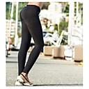 זול בגדי ריצה-בגדי ריקוד נשים טייץ לריצה / טייץ למכון כושר - שחור, אפור ספורט אופנתי מכנסיים לבוש אקטיבי ייבוש מהיר, נושם, דחיסה סטרצ'י (נמתח)