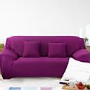 billige Møbelbetræk-Moderne Polyester overtræk til sofa , Stræk Solid Møbelovertræk
