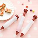 preiswerte Frischhaltefolie, Plastikfolie-Backwerkzeuge Silikon Gummi Umweltfreundlich / Kuchen dekorieren Kuchen Dekorierwerkzeug 1pc