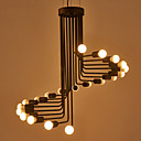 cheap Ceiling Lights-Cluster Chandelier Ambient Light Painted Finishes Metal Designers 220-240V Bulb Included / E26 / E27