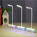 cheap Table Lamps-Modern / Contemporary Rechargeable Desk Lamp For Plastic Green / Blue / Pink