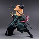 baratos Personagens de Anime-Figuras de Ação Anime Inspirado por One Piece Fantasias PVC CM modelo Brinquedos Boneca de Brinquedo