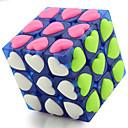 abordables Cubos de Rubik-Cubo de rubik YONG JUN 3*3*3 Cubo velocidad suave Cubos mágicos rompecabezas del cubo Nivel profesional Velocidad Competencia Corazón Amantes Clásico Niños Adulto Juguet Chico Chica Regalo