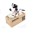 billige Sparegrise-Choken Bako sparebøsse Møntholder Pengeboks Hunde Originale 1 pcs Børne Voksne Drenge Pige Legetøj Gave / Munching Toy