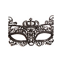 cheap Party Headpieces-Lace Headwear / Masks with Floral 1pc Wedding / Special Occasion Headpiece