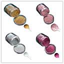 abordables Purpurina para Manicura-1 pcs Joyería de uñas / Glitter y Poudre / Otras decoraciones Glitters / Clásico / Brillo y chispa Nail Art Design Diario
