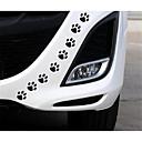baratos Adesivos Decorativos para Automotivo-Vermelho / Amarelo / Prateado Adesivos Decorativos para Carro Desenho Adesivos de carro completo Desenho Animado Adesivos