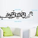 preiswerte Wand-Sticker-Dekorative Wand Sticker - Flugzeug-Wand Sticker Mode Wohnzimmer / Schlafzimmer / Badezimmer / Abziehbar