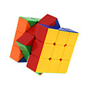 cheap Rubik's Cubes-Rubik's Cube DaYan Zhanchi 5 55mm 3*3*3 Smooth Speed Cube Magic Cube Puzzle Cube Stickerless Professional Level Speed Creative Novelty