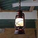 abordables Lámparas Colgantes-Farol Lámparas Colgantes Luz Ambiente - LED, 110-120V / 220-240V, Amarillo, Bombilla no incluida / 5-10㎡ / E26 / E27