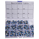 cheap Relays-Variable Resistor Assorted Kit 14 Value 280pcs Potentiometer