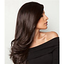 cheap Human Hair Wigs-evawigs 10 26 inch long straight wigs 100 human hair lace front wigs natural black color 130 density