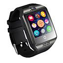 halpa Älykoti-Smartwatch Android FM Radio / Kosketusnäyttö / Poltetut kalorit Activity Tracker / Sleep Tracker / Sekunttikello / Löydä laitteeni