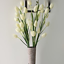 abordables Flores Artificiales-Flores Artificiales 1 Rama Estilo moderno Tulipán Flor de Mesa