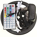 olcso LED sávos fények-SENCART 5 m Világítás készletek 300 LED RGB Távirányító / Cuttable / Összekapcsolható 100-240V / 5630 SMD / Gépjárműbe / Öntapadós