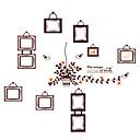abordables Adhesivos de Pared-Paisaje Pegatinas de pared Calcomanías de Aviones para Pared Calcomanías Decorativas de Pared Calcomanías de Fotos Decoración hogareña