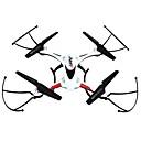 olcso Ünnepi kellékek-RC Drón JJRC H31 4CH 6 Tengelyes 2,4 G Kamera nélkül RC quadcopter LED fények Egygombos Visszaállítás Headless Mode 360 Fokos Forgás Lebeg