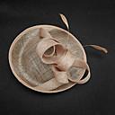 preiswerte Parykopfbedeckungen-Flachs / Feder Fascinatoren mit 1 Hochzeit / Besondere Anlässe Kopfschmuck