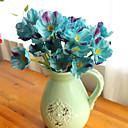 baratos Conjuntos de Pincéis de Maquiagem-Flores artificiais 10 Ramo Estilo Europeu Flores eternas Flor de Mesa