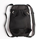 cheap Dog Travel Essentials-Cat Dog Carrier & Travel Backpack Front Backpack Pet Baskets Solid Portable Breathable Black Orange Red Blue Pink For Pets