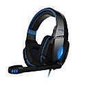 זול אביזרים לברזים-KOTION EACH G4000 מעל האוזן / רצועת ראש חוטי אוזניות פלסטי גיימינג אֹזְנִיָה בידוד רעש אוזניות