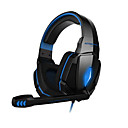 baratos Fones de Ouvido-KOTION EACH G4000 Sobre o ouvido / Bandana Com Fio Fones Plástico Games Fone de ouvido Isolamento de ruído Fone de ouvido