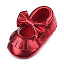 cheap Baby Shoes-Unisex / Girls' Shoes Leatherette Spring & Summer Flats for Purple / Red / Golden / Party & Evening