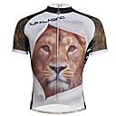 ieftine Jerseru Cycling-ILPALADINO Bărbați Manșon scurt Jerseu Cycling Bicicletă Jerseu, Uscare rapidă, Rezistent la Ultraviolete, Respirabil