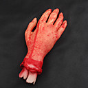 זול אספקה למסיבת ליל כל הקדושים-אצבע ידו מדממת איימו קישוט הליל כל קדושים שבורים מפחיד ניתק יד לחקות דמי חידוש הגאדג'טים יד שבורים מת