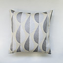 billige Pudebetræk-1 Stk. Polyester Pudebetræk, Geometrisk Traditionel
