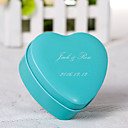 cheap Favor Holders-24 Piece/Set Favor Holder-Heart-shaped Metal Favor Boxes Personalized