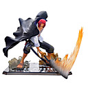 cheap Anime Action Figures-Anime Action Figures Inspired by One Piece Akakami no shankusu CM Model Toys Doll Toy Men's
