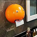 preiswerte Toilettenpapierhalter-kreatives lächelndes Gesicht wasserdichtes Papierhandtuchkasten-Toiletten-Toilettenpapierbehälter-Haushaltsrollenpapierbadezimmerzusätze