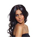 povoljno Auto cerade-Ljudska kosa Lace Front Perika Wavy Perika 120% 130% Gustoća kose Prirodna linija za kosu Afro-američka perika 100% rađeno rukom Žene Kratko Srednja dužina Dug Perike s ljudskom kosom