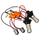 cheap Car Signal Lights-JIAWEN 2pcs Car Light Bulbs 25W SMD 5730 400lm LED Turn Signal Light