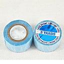 Χαμηλού Κόστους Εργαλεία & Αξεσουάρ-Εργαλεία για Εξτένσιον Πλαστική ύλη Περούκα κόλλα Κολλητική ταινία 2 pcs Μπλε