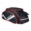 cheap Front & Rear Racks-Rosewheel 13 L Bike Panniers Bag / Shoulder Bag Moistureproof, Wearable, Shockproof Bike Bag PU Leather / 600D Polyester Bicycle Bag Cycle Bag