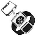 رخيصةأون الاكسسوارات ساعة ذكية-حزام إلى Apple Watch Series 3 / 2 / 1 Apple بكلة عصرية جلد طبيعي شريط المعصم